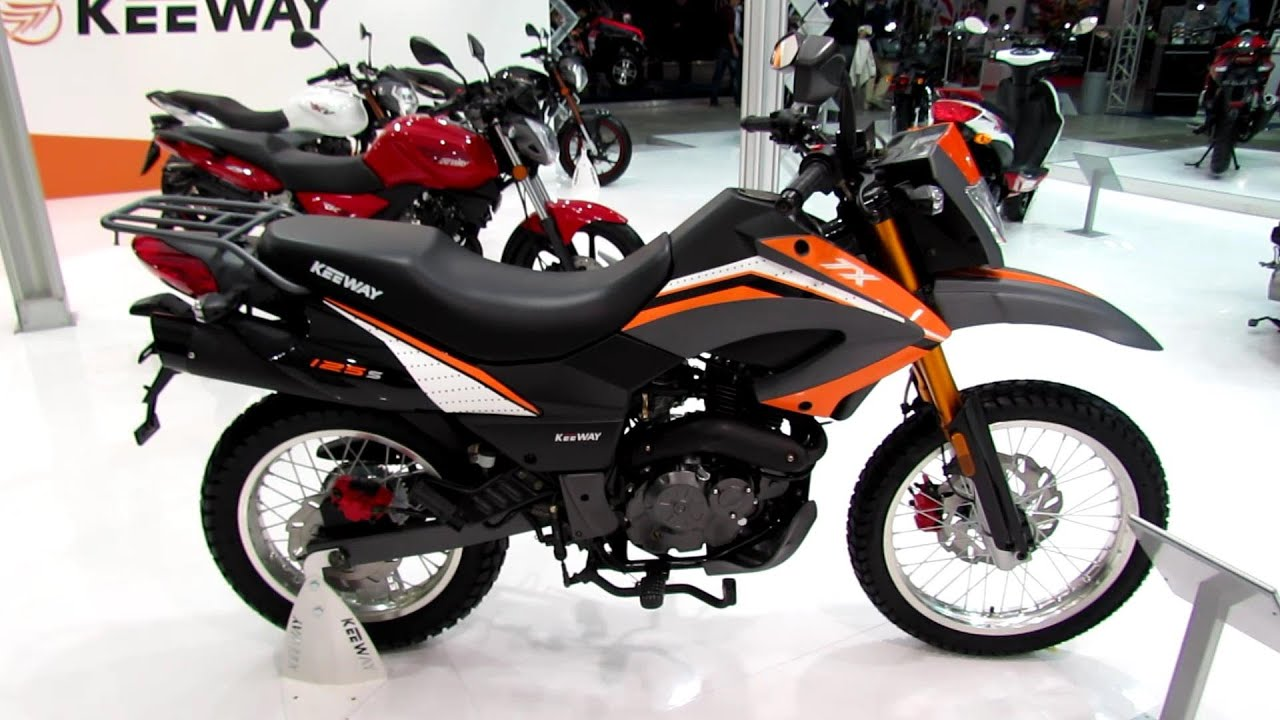 2014 Keyway Tx 125 S Walkaround 2013 Eicma Milano