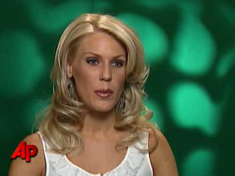 'Housewives' Gretchen Takes a Stand