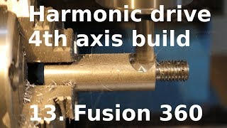 Fusion 360 4Th Axis Cam