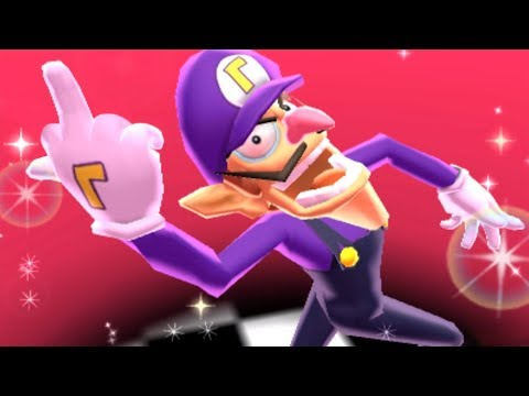 EVERYONE IS HERE!...Except for Waluigi