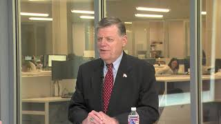 U.S. Rep. Tom Cole talks border security and calls for impeachment