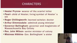 The Scarlet Letter Introduction