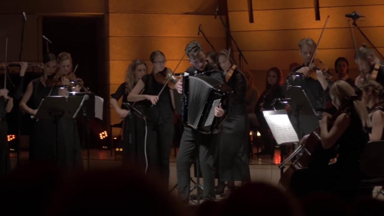 Astor Piazzolla. Concerto Aconcagua (Excerpts)