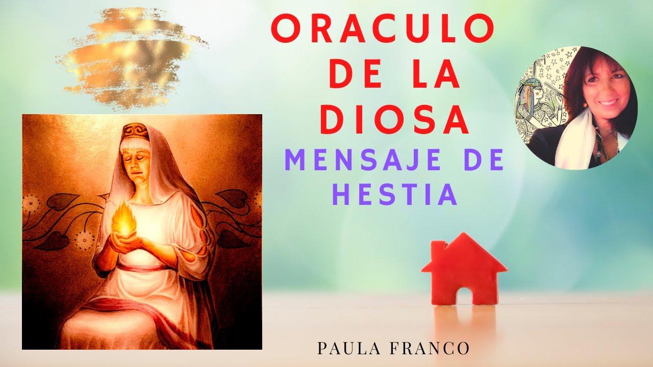 Leemos las cartas del Oráculo de la Diosa: el Mensaje de Hestia para encender el fuego del Hogar.