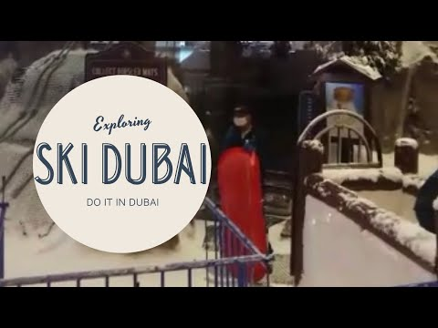 #Shorts | SKI Dubai | Mall Of Emirates  |Somasri's Vlog