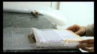 Упаковка заказа в пупырчатую пленку(, 2012-12-02T17:01:49.000Z)