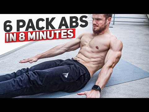 Perfect ABS Workout To Get 6 PACK (RESULTS GUARANTEED)