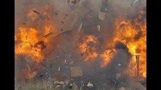 Мощный взрыв в Ереване, есть раненый - ВИДЕО В ОПИСАНИЕ