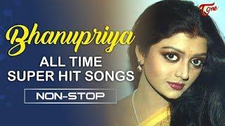 Bhanupriya All Time Hits   Telugu Movie Video Songs Jukebox   TeluguOne