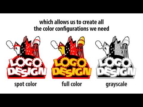 Vector files & why they're important in logo design