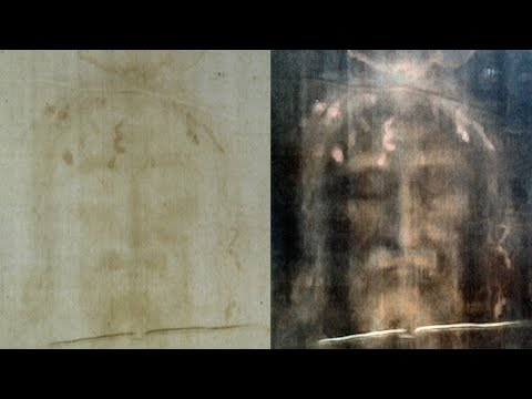 New Forensic Evidence Sheds More Light On The Shroud Of Turin!!!