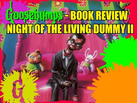 night of the living dummy books