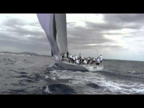 FRAM XVI Sailing Copa Del Rey 2010