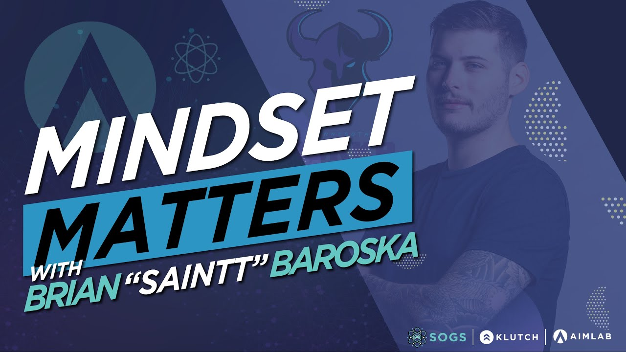 """Brian """"Saintt"""" Baroska on what it takes to be a pro at COD"""