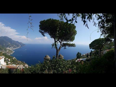 Amalfi Positano Sorrento Capri Rome Walking Tour 2016