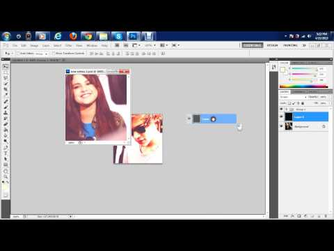 Tutorial : How To Make Twitter Icon