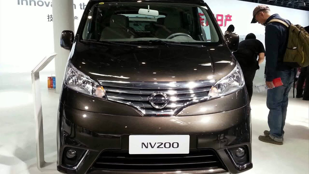 new nissan evalia facelift youtube. Black Bedroom Furniture Sets. Home Design Ideas