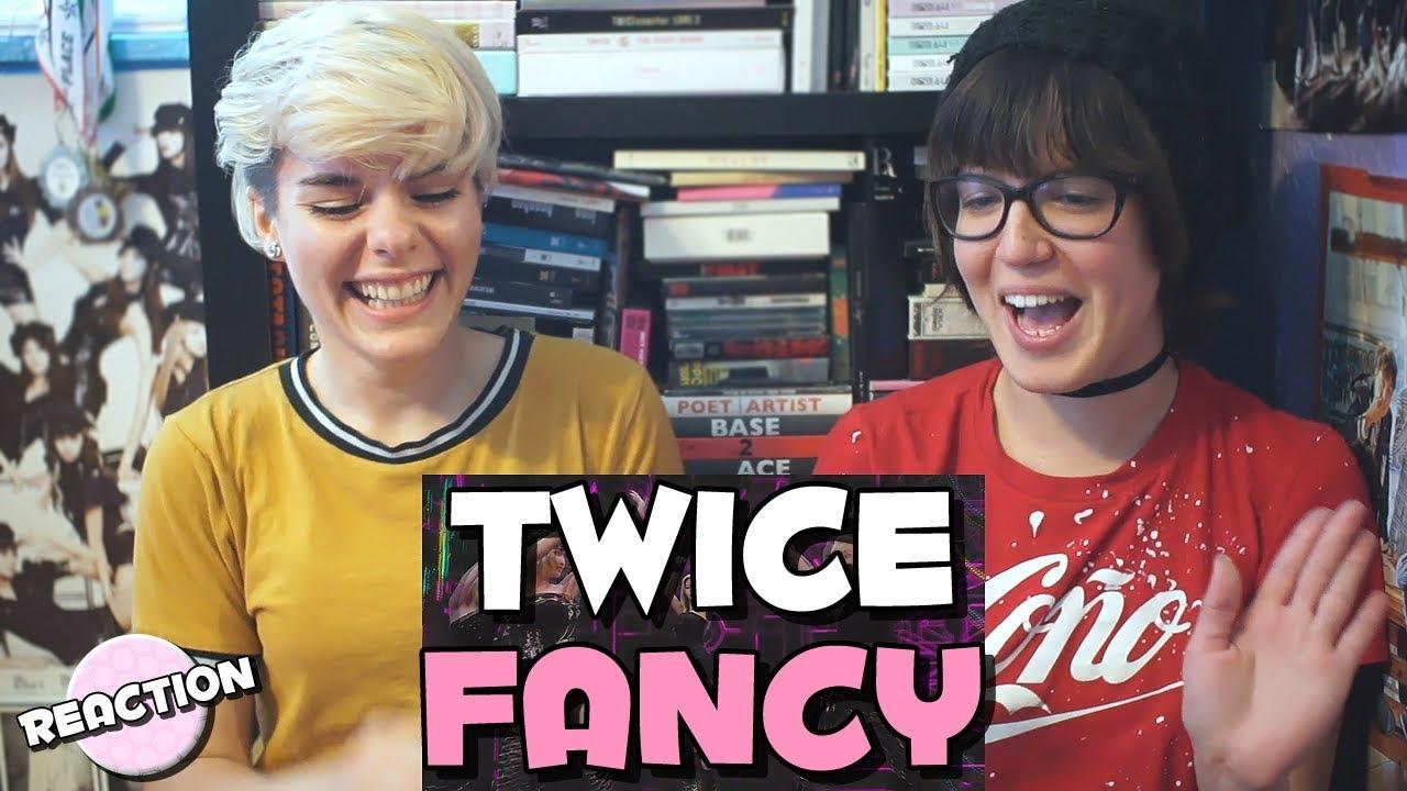 TWICE (트와이스) - FANCY ★ MV REACTION