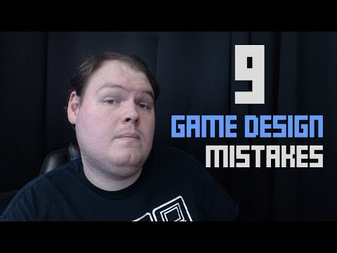 9 Game Design Mistakes That Will Kill Your Indie Game