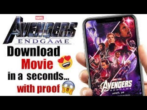 Download How to download Avengers Endgame Full Movie English-Hindi HD | 100% working #