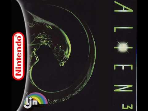 Alien 3 Music NES  Title Screen Theme