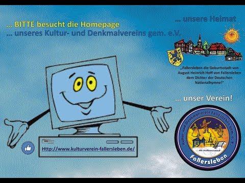 Unsere Heimat unser Denkmal- u. Kulturverein