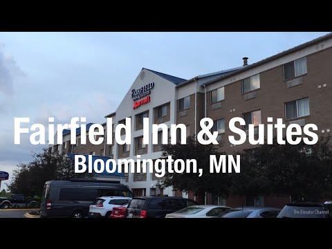 Hotel Review - Fairfield Inn, Bloomington, MN