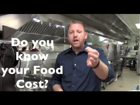 Food Cost & Beverage Cost, Does It Matter To A Restaurant Owner?