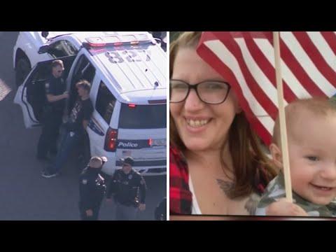 Peoria Amber Alert Suspect Arrested In Phoenix