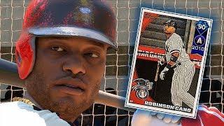 DIAMOND ROBINSON CANO DEBUT!! MLB THE SHOW 18 DIAMOND DYNASTY