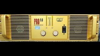 Download 9000 watt Dj heavy amplifier #QD AUDIO #PRO9.0 Mp3 and Videos