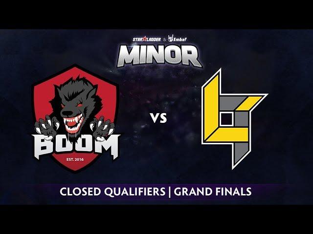 BOOM ID vs Lotac Game 1 - StarLadder ImbaTV SEA Qualifier: Grand Finals