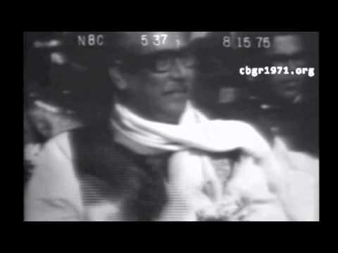Assassination of Bangabandhu Sheikh Mujibur Rahman - Aug 15 1971 - Coverage on US Media