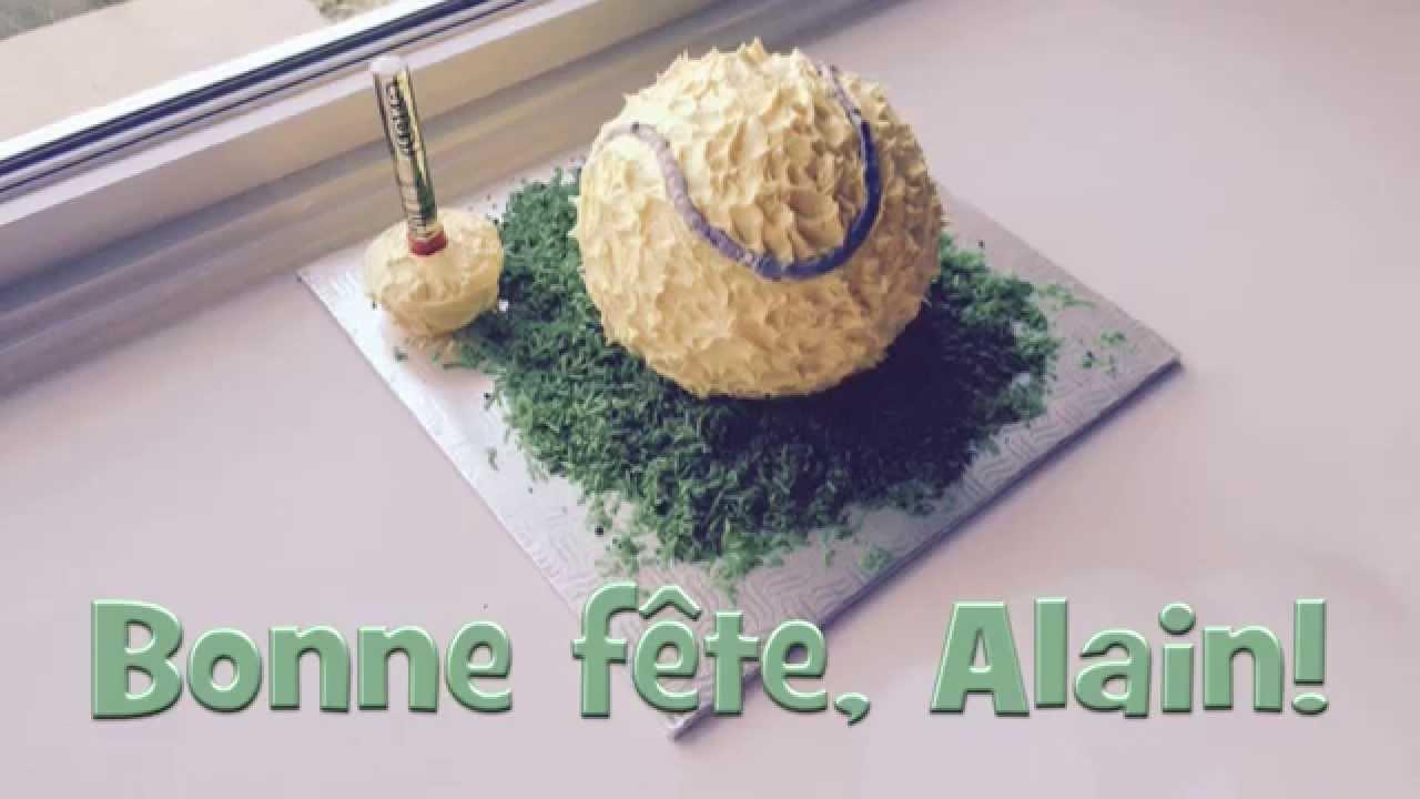 Bonne Fête, Alain