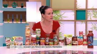 Déjouez les pièges des sauces préparées ! - Le Magazine de la santé
