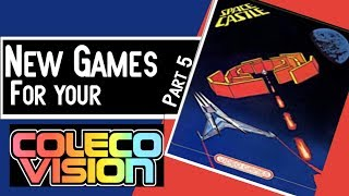 New Games For your ColecoVision Part 5