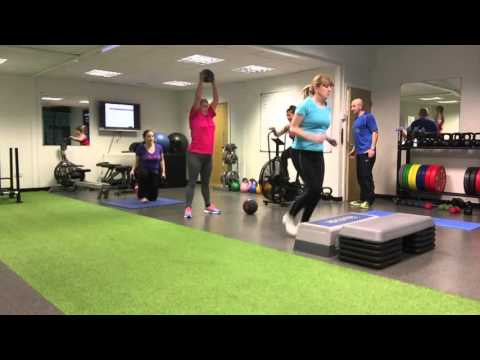 Group Personal Training @ 121FIT