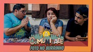 FOTO NO BURRINHO!