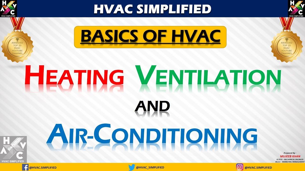 HVAC Training - (Heating Ventilation & Air Conditioning)