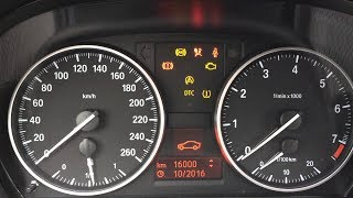 BMW E90 Қанша қызмет көрсету ?