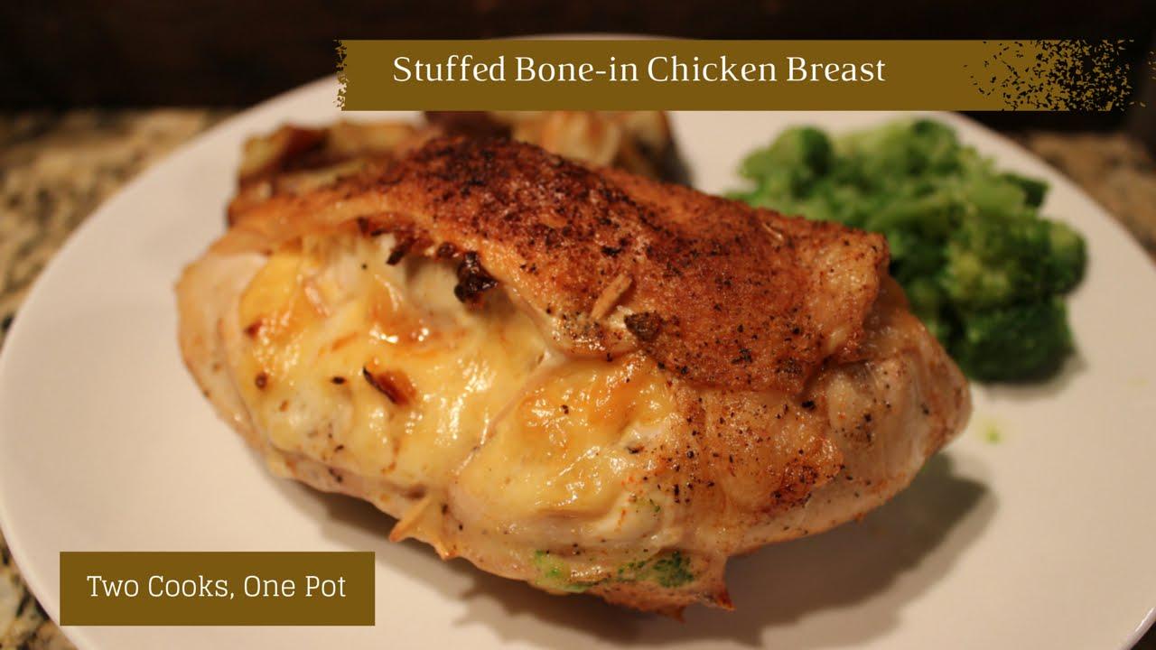 R Chicken Breast Recipes Stuffed Bone-in Chicke...