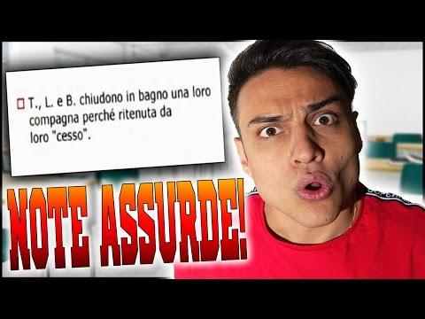 LE NOTE SCOLASTICHE PIU' ASSURDE DEL MONDO! | Awed™