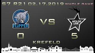 Euroleague 7th season WHOLE GAME Flipper - Molde UVK 0-5 (0-4)