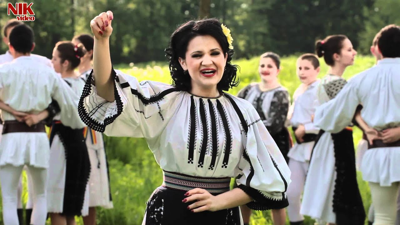 Adina Rosca - Ochii Badei imi sunt dragi ( cu ansamblul