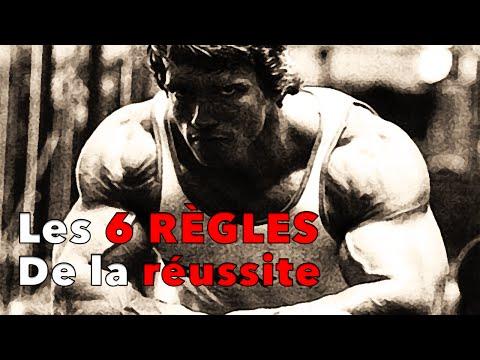 Arnold Schwarzenegger - Les 6 Clés de la Réussite (vostfr)
