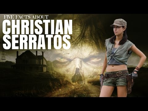 Meet the Actor: Christian Serratos (Rosita Espinosa from The Walking Dead)