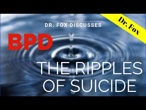 Suicide And Borderline Personality Disorder - There Is Help And Hope Out There