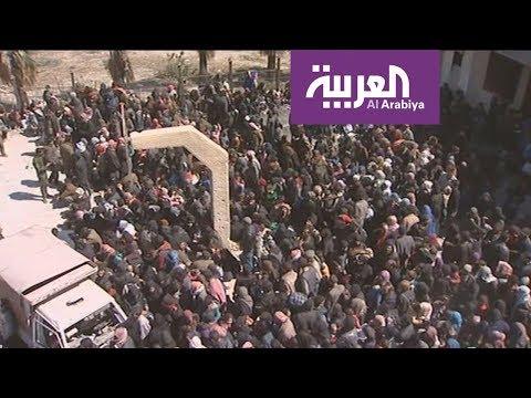 الغوطة.. مجازر مستمرة ونزوح متواصل  - نشر قبل 2 ساعة