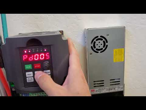 VFD Spindle Control Via OpenBuilds BlackBox Controller And Software