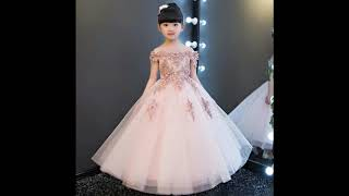 Baby long gown design for 2019 | latest frock designs for babies